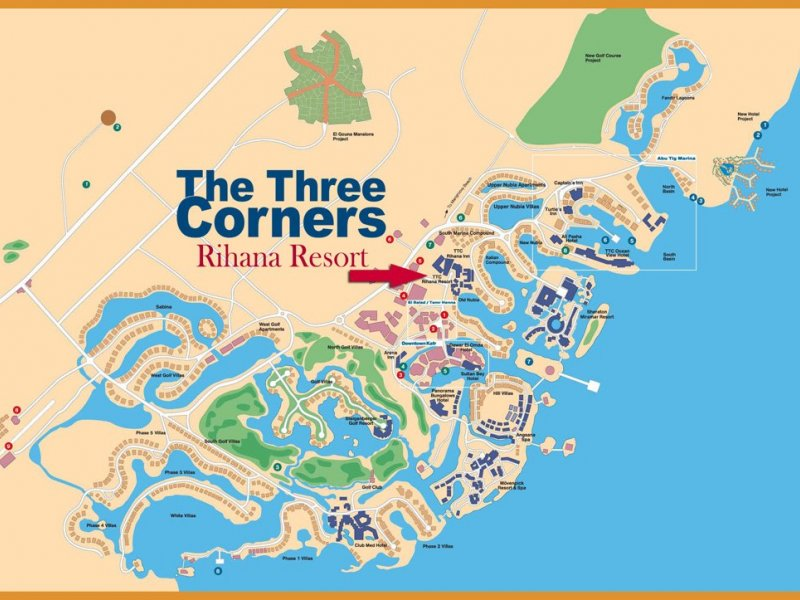 Three Corners Rihana Inn - 10 Popup navigation