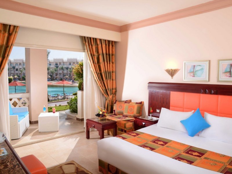Albatros Palace Resort - 2 Popup navigation