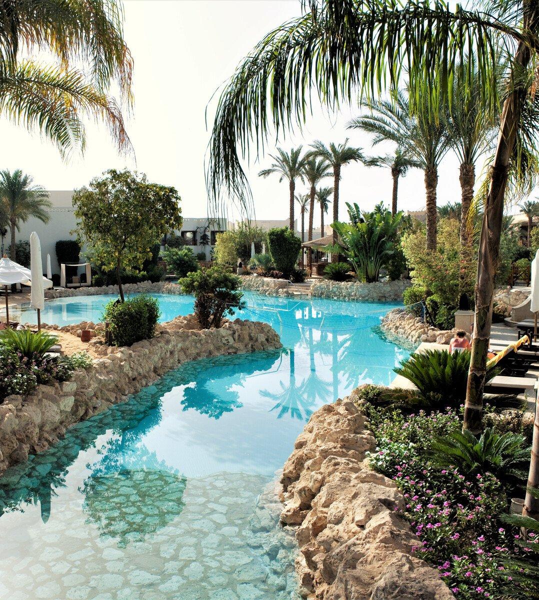 Ghazala Gardens****