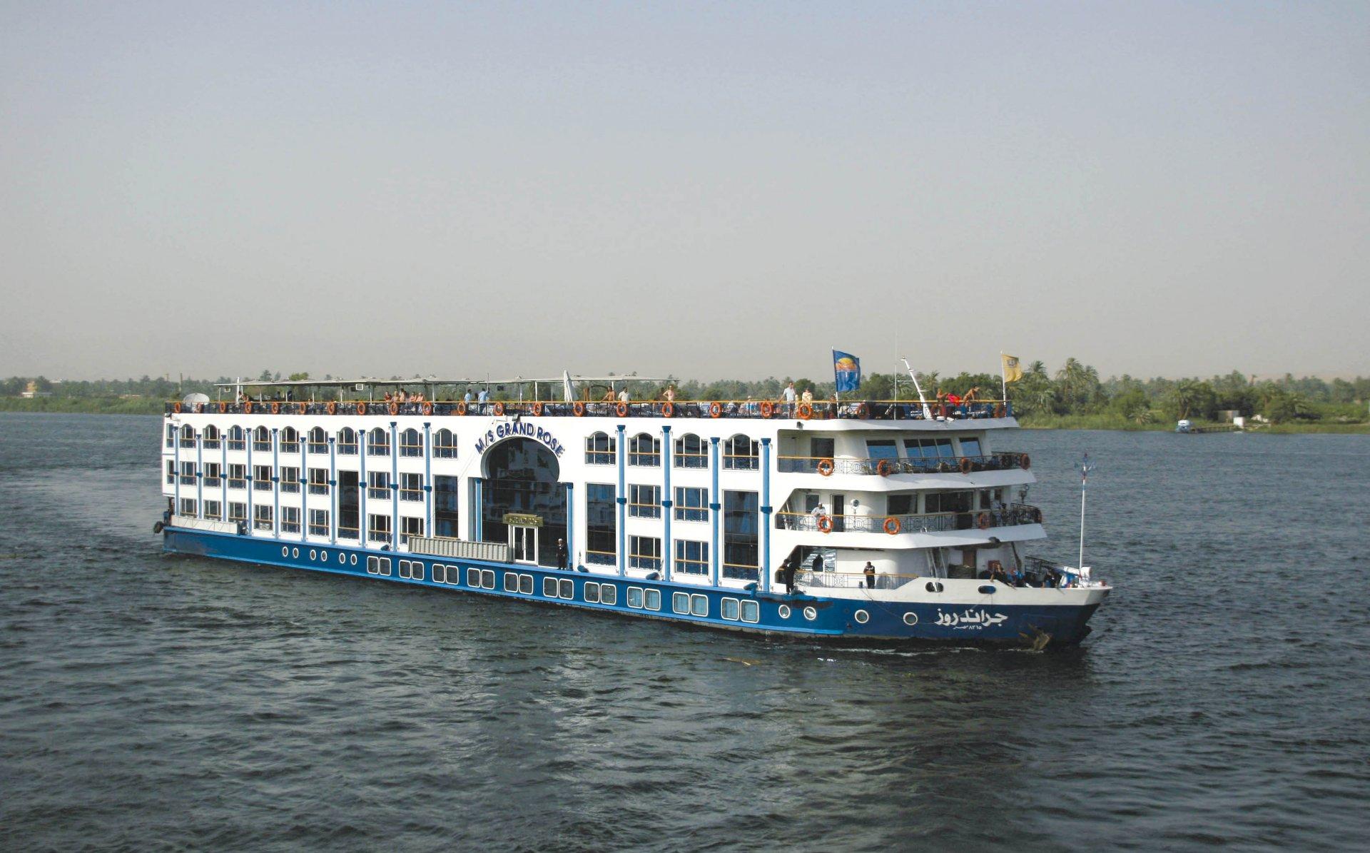 Nílusi hajóút
